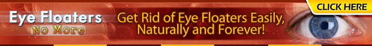 get rid of floaters in vision