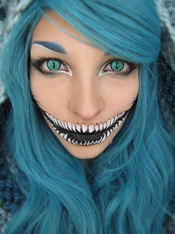 20 Cool Contact Lenses With Yellow Cat Eyes Contacts