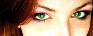 Hulk UV contact lenses