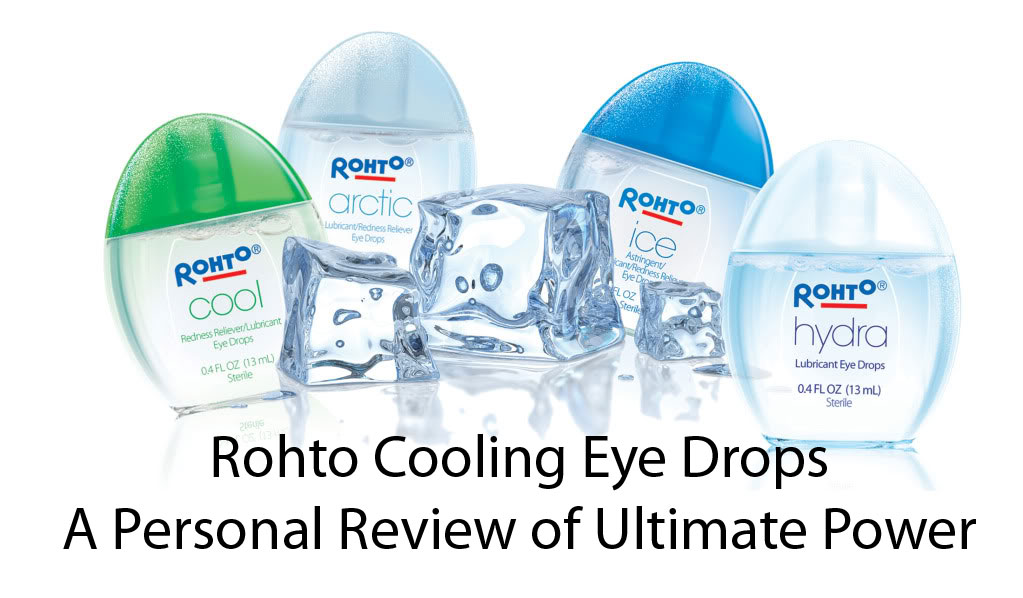 rohto eye drops review title